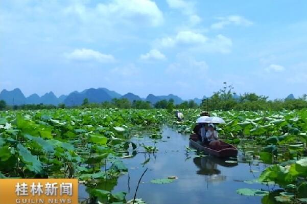 """桂林一季度旅游量质齐飞实现""""开门红"""""""