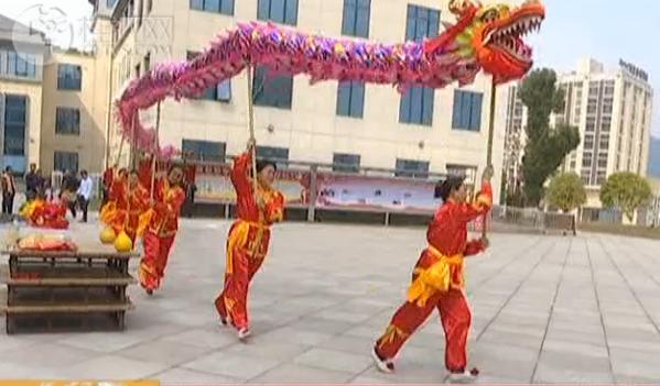 【我们的节日・春节】平乐:新春活动丰富多彩