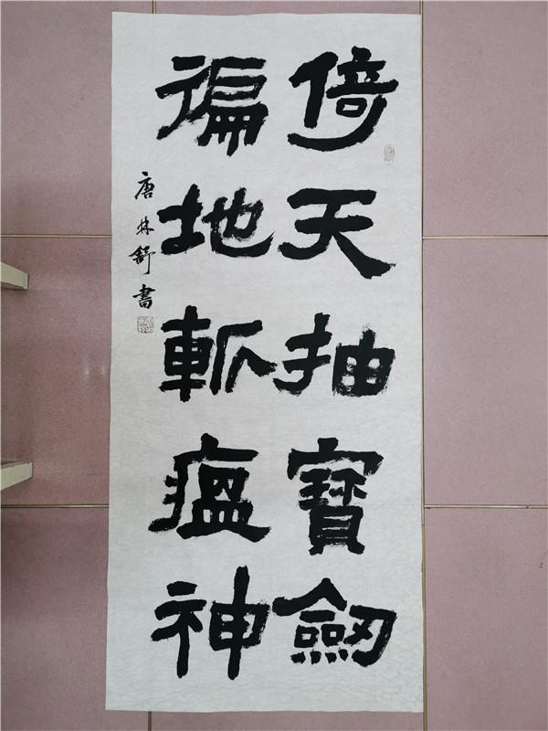 作者:唐林舒