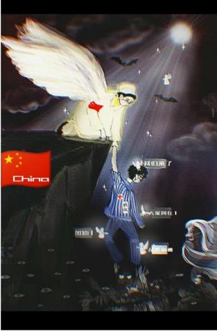 《总有天使温暖人间》作者:林静怡