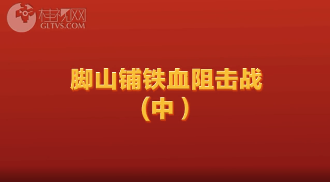 脚山铺铁血阻击战(中)