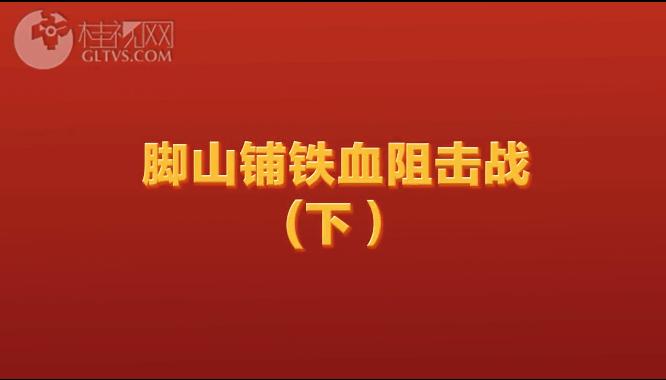 脚山铺铁血阻击战(下)