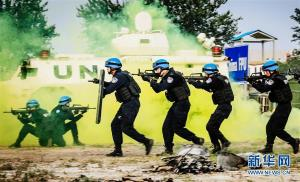 全员通过联合国甄选!看维和警察是怎样练成的