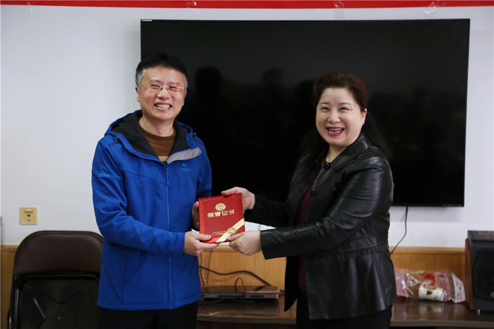 2017年桂林电视台优秀员工表彰会