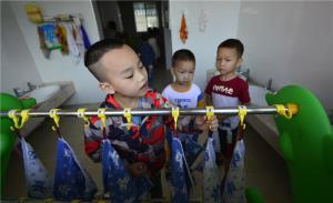 广西龙胜:幼儿园开学复课