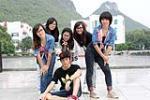 2011桂林首届大学生文化节彩排花絮