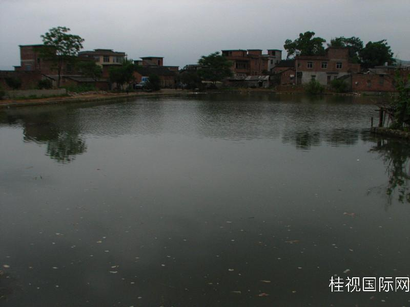 灌阳县水车乡秀水屯探幽