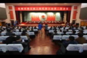 市五届人大二次会议举行第三次全体会议