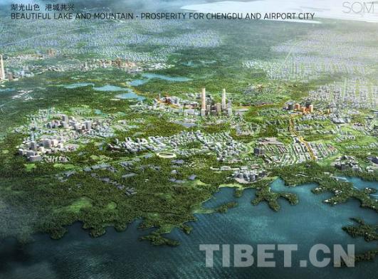 """从""""蜀道难""""到""""神鸟展翼"""":成都空港新城驱动城市永续发展 助力""""交通强国""""建设"""