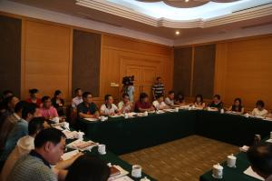 赵乐秦参加政协分组讨论:政协委员要多献良策 共谋桂林发展